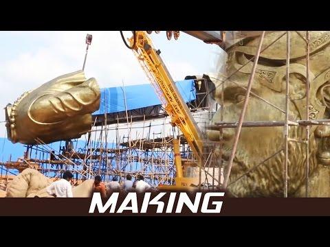 Baahubali Making video full movie