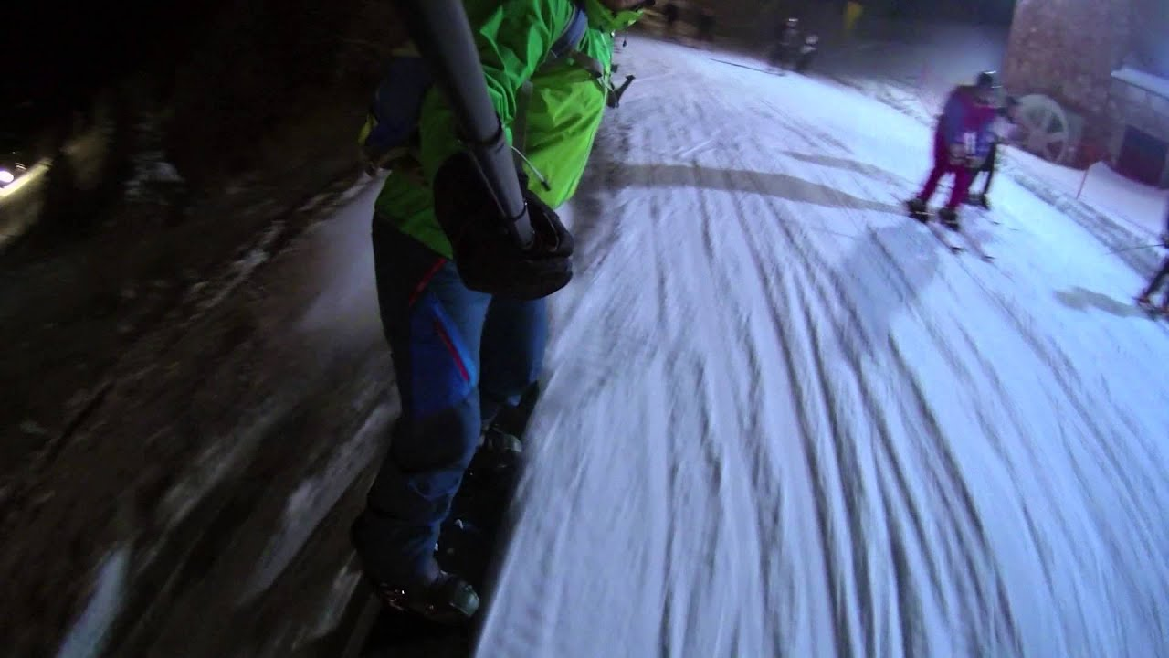 Bondone industrialskiing - avicii - the nights -