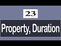 23 - ( CSS3 Tutorial ) Transition : Property , Duration