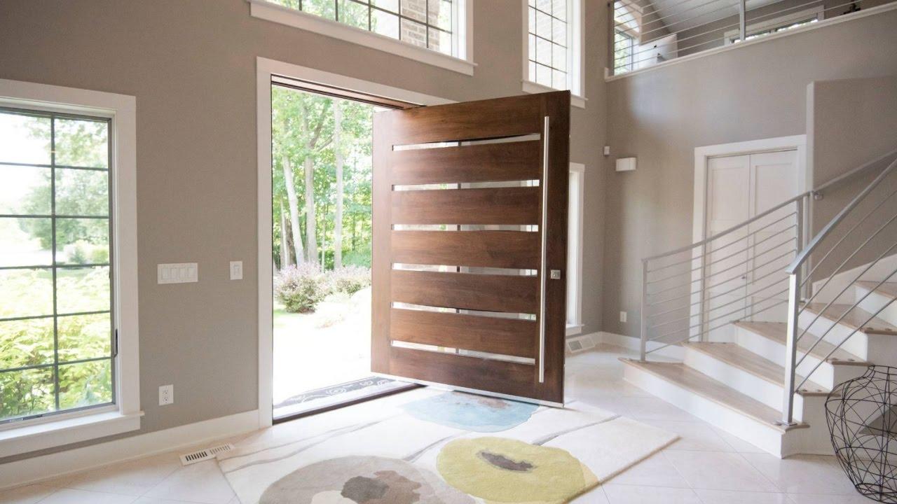 55 Fantastic Front Door Design Ideas - YouTube