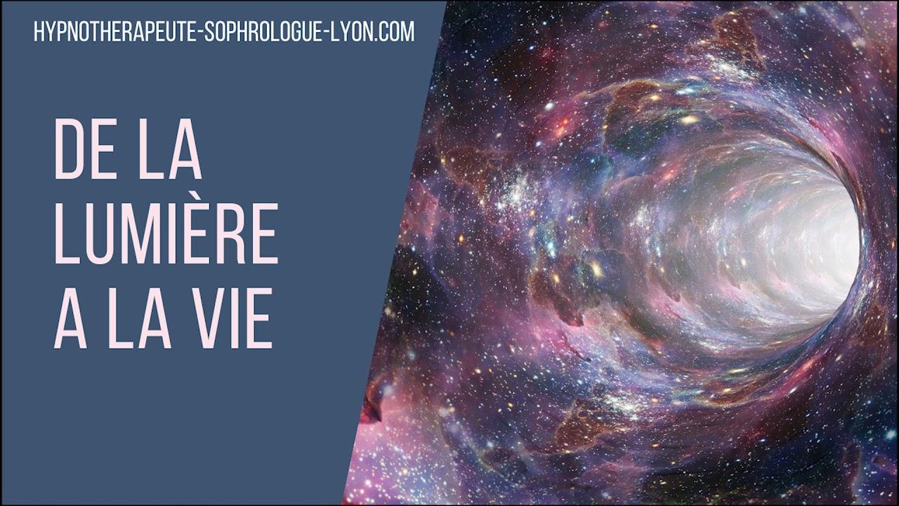 """12 Replay Hypnose Méditative """"De La Lumière à La Vie"""""""