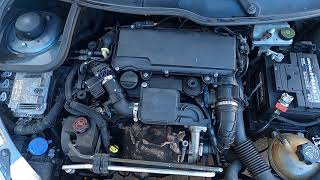 Funcionamento Motor Peugeot 206SW