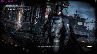 Batman  Arkham Knight GTX 1080 ti Ultra Settings