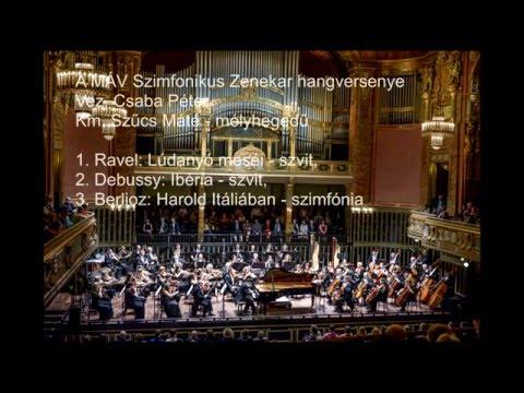 A MÁV Szimfonikus Zenekar hangversenye - 0128 - Zeneakadémia