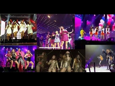 4th Impact Live @3ARENA,DUBLIN The X Factor Tour 2016 All Songs 💘