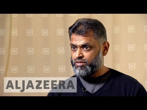 Moazzam Begg: My memories in Guantanamo