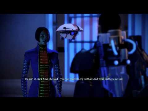 The Adventures of Commander Shepard Pilot-An Interview With Commander Shepard