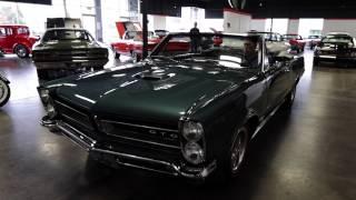 1965 Pontiac GTO 2 Door Convertible