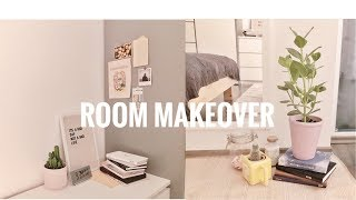 🌱  an aesthetic room makeover