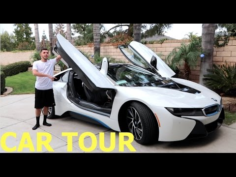 2017 BMW i8 TEST DRIVE + CAR TOUR!!