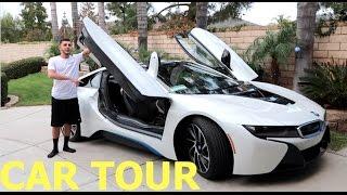 2017 bmw i8 test drive car tour
