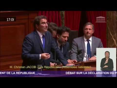 Discours du Président Christian Jacob lors du Congrès à Versailles  via @YouTube ET MAINTENANT ? - FestivalFocus