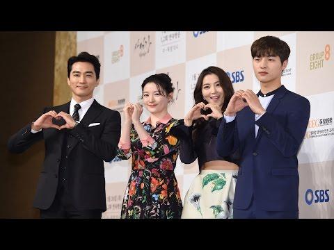 [풀영상] 이영애·송승헌 '사임당, 빛의 일기' 제작발표회 (The Herstory, 李英愛, Lee Young Ae, Song Seung Hun)
