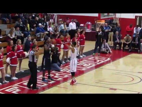 New Hampshire vs Fairfield - Men's Basketball Video Highlights - CIT Tournament - March 16, 2016