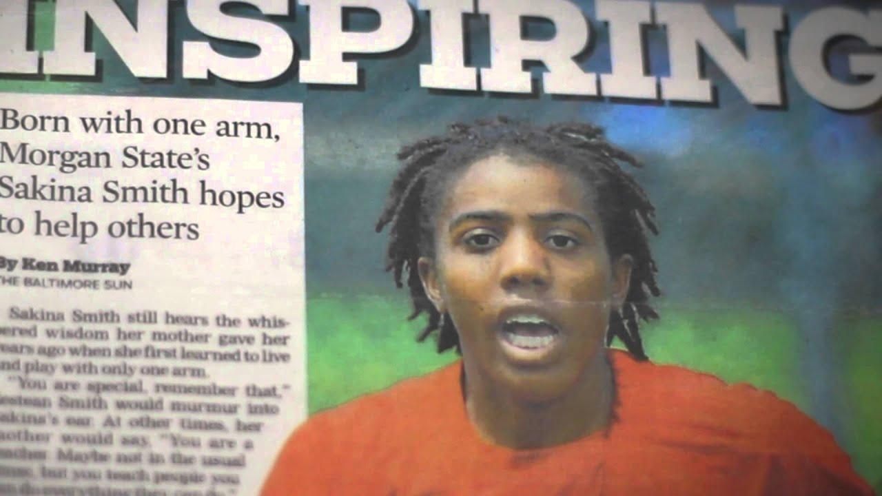 Take the Field: Sakina Smith (Featured Athlete)