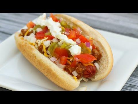 The Ultimate Chili Dog - YouTube