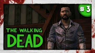 WHERE IS CLEMENTINE? - The Walking Dead: Episode 4 - Part 3 - Around Every Corner