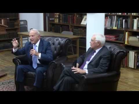 Milan Panić & Bill Press | Prime Minister for Peace