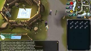 Runescape: MoneyMaking Guide #1: 1.3m Per Hour Crystal Key Method