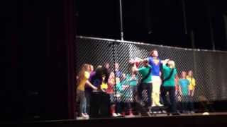 Godspell Finale Performed by the Iroquois Drama Club