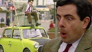 Let's Drive Mr Bean | Funny Clip | Mr Bean Official