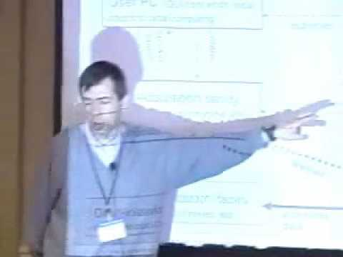 2010 Microsoft Research eScience Workshop - Session TM6 Health & Wellbeing IV