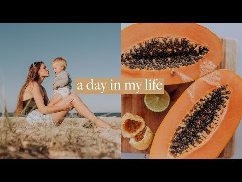 A DAY IN MY LIFE 🌻