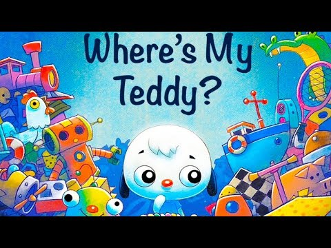 Where's My Teddy? - Audio Read Aloud Bedtime Stories for Kid