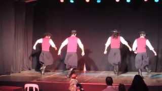 Ballet Popular Sueñero: Pre FNC 2014/2015 Piamonte