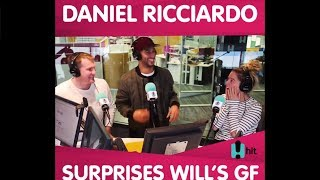 FUNNY: Daniel Ricciardo surprises a Dutch Max Verstappen fan