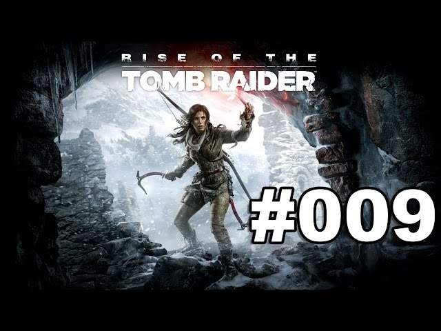Rise Of The Tomb Raider Lets Play 009 - Augenwischerei