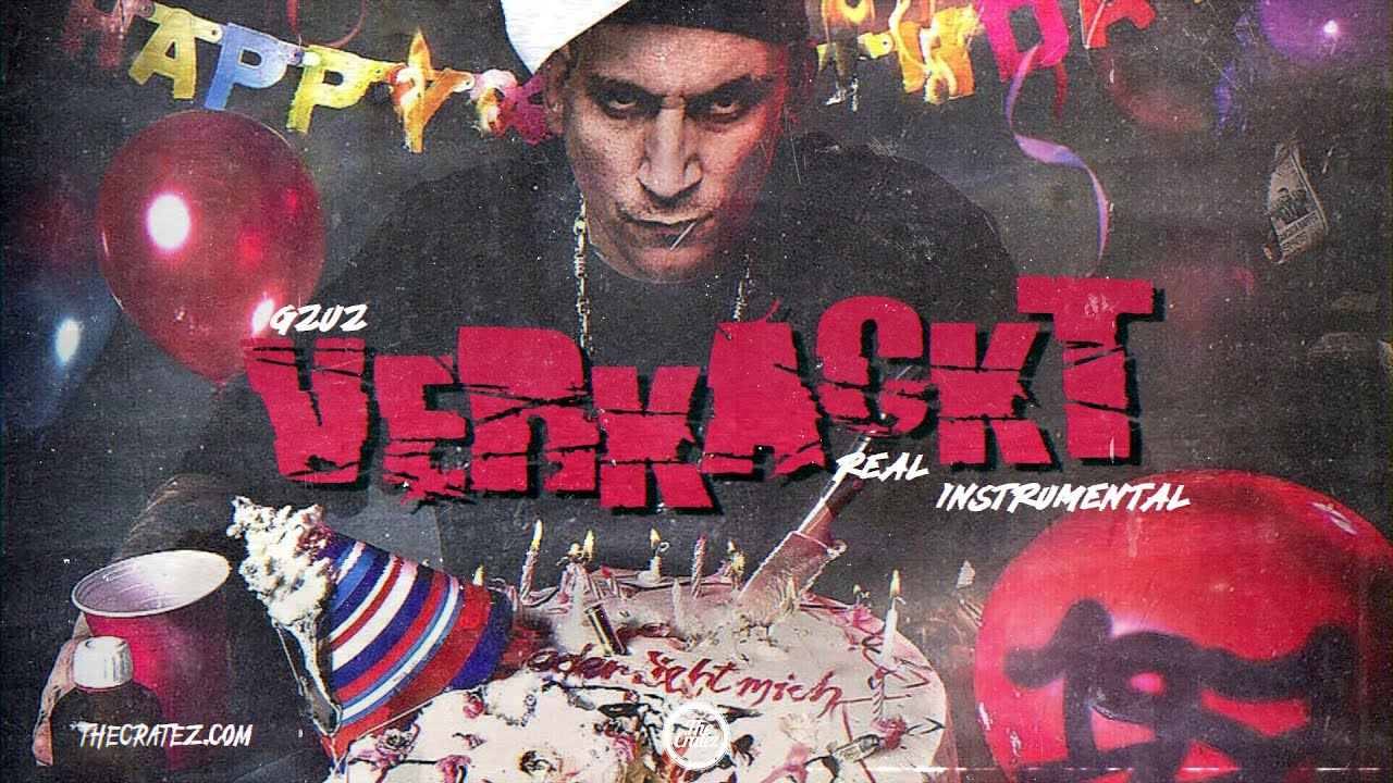 "Gzuz & Bonez MC - ""Verkackt"" Instrumental (prod. by The Cratez)"