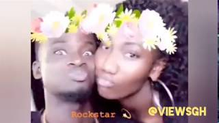 KUAMI EUGENE And New Girlfriend WENDY SHAY Making Out Live
