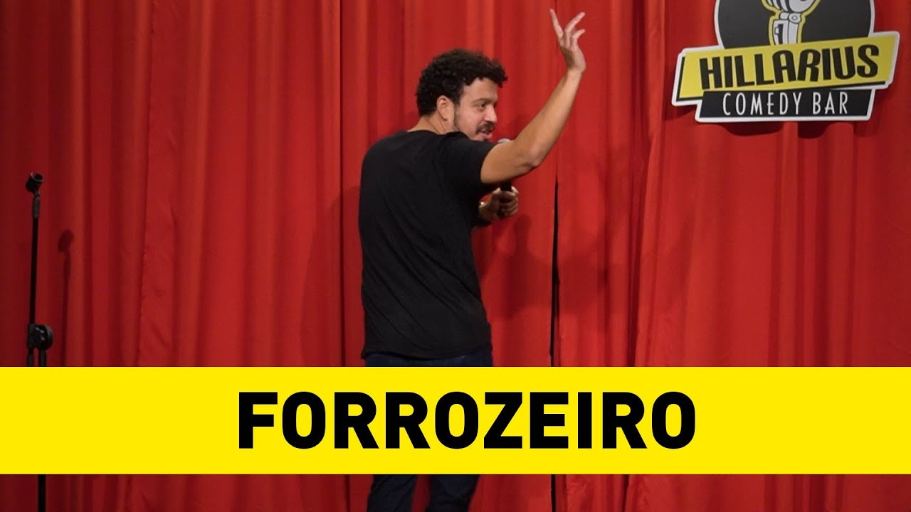 Rodrigo Marques - Diretor de Clube - Stand Up Comedy