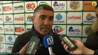 جلال القادري: لاعبو القيروان كانوا رجالا في مواجهة الإتحاد المنستيري