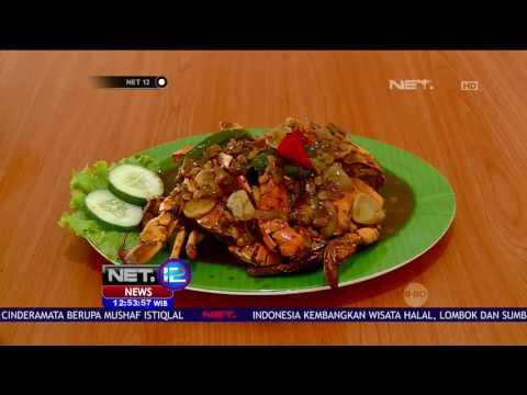Uniknya, Olahan Kepiting dengan Tauco di Nyoto Roso Semarang - NET12