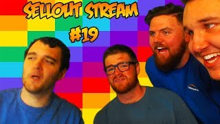 BEST OF NOAHJ456 SELLOUT STREAM #19 (WITH IRL FRIENDS!)