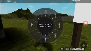 Ikonik scenario en roblox parte 1