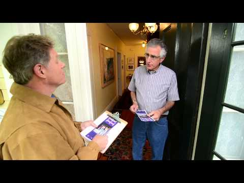 Door Knocking with Jimmy Tingle: the most effective way to get Votes