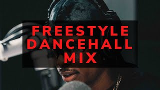 Dj Puffy - Freestyle Dancehall Mix Session