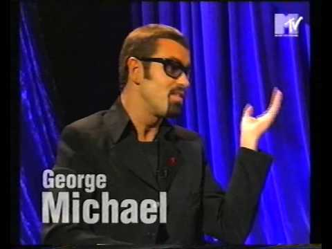 George Michael Older (Interview with John Norris) 1996 MTV Special