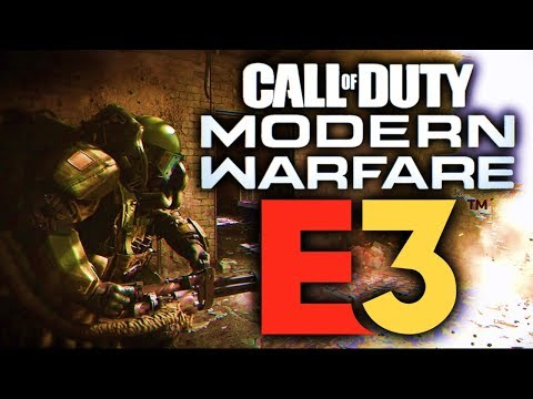 Call of Duty Modern Warfare E3 2019 Multiplayer Gameplay Images Spec Ops/Campaign E3 2019 Interview