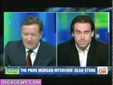 """Sean Stone became Muslim - """"Where Is Ahmadinejad Currently Threatening To Destroy Israel"""