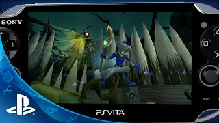 The Sly Collection - Now Available on the PS Vita!