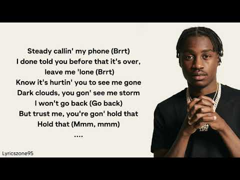 Lil Tjay – Calling My Phone (Lyrics) feat. 6LACK