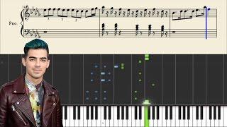Jonas Blue - Perfect Strangers - Piano Tutorial + Sheets