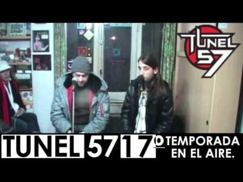 Matias Martinez de Tirn Aill en Túnel 57. Emisión Nº: 869. 04/07/2012.