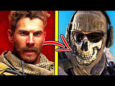 """WE'VE BEEN FOOLED: Alex IS Simon """"GHOST"""" Riley in Modern Warfare! (Call of Duty MW 2019 Theory)"""