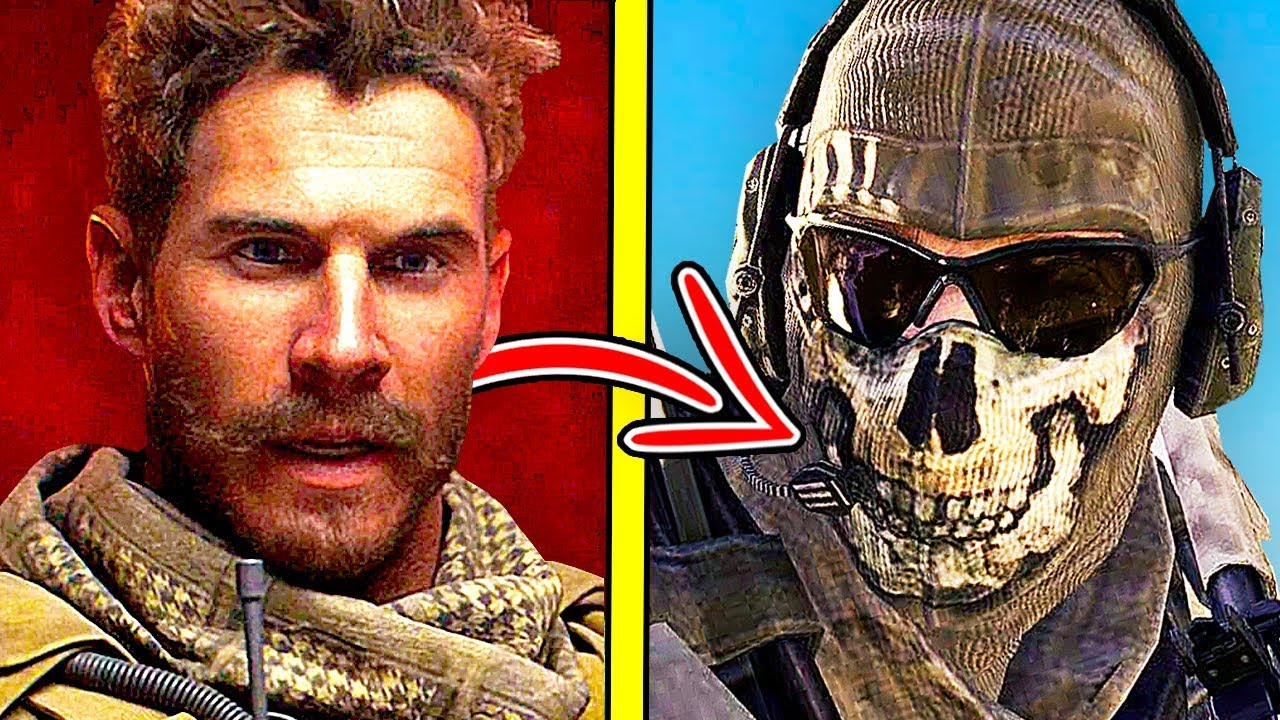 We Ve Been Fooled Alex Is Simon Ghost Riley In Modern Warfare