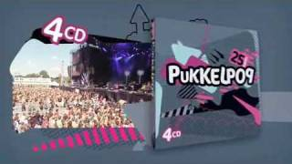 25 YEARS PUKKELPOP - 4CD - TV-Spot 1